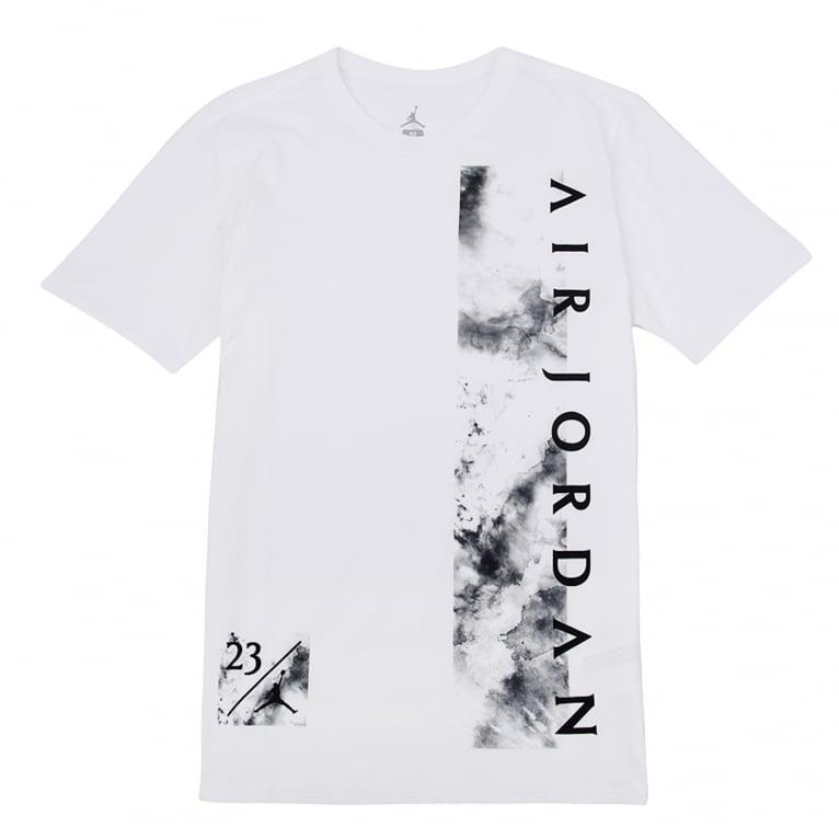Jordan Vertical Dreams Tee - White