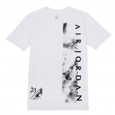 Vertical Dreams Tee - White