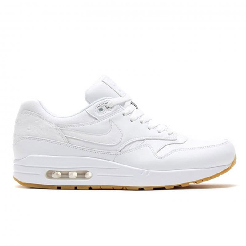Nike Air Max 1 Leather PA White/Gum