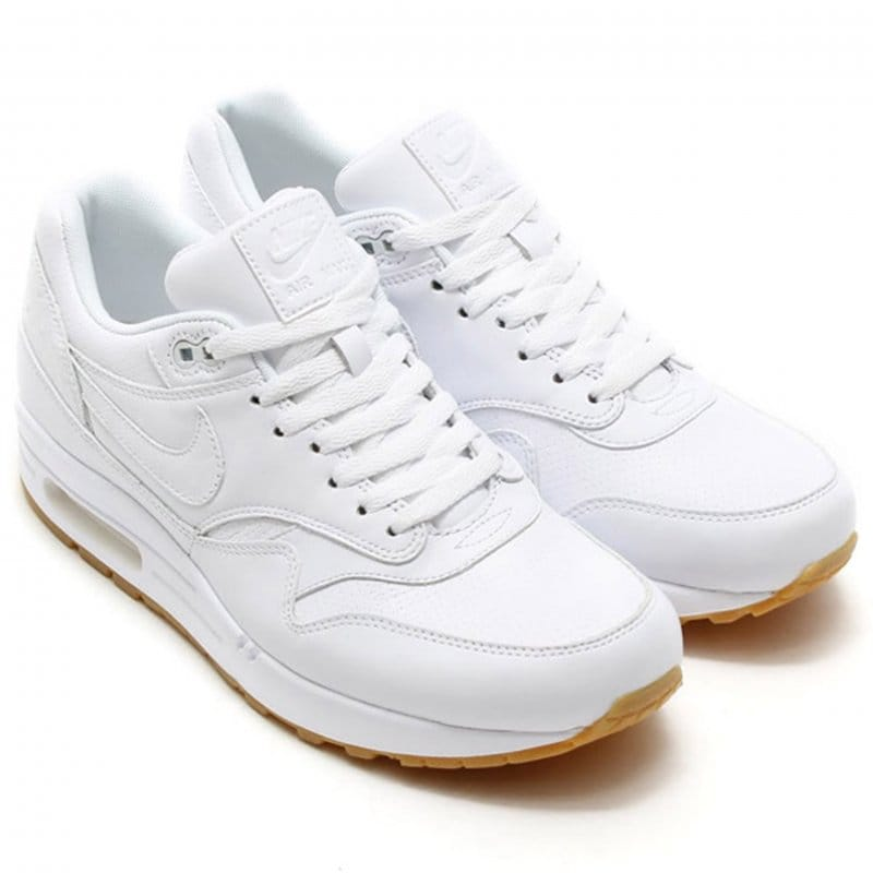 new styles f4818 5c302 Air Max 1 Leather PA  quot White Gum Pack quot  ...