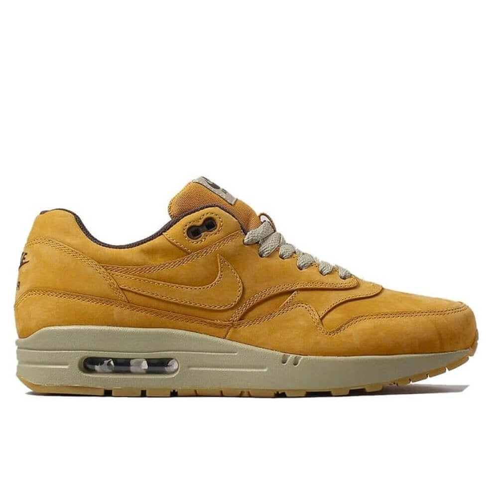 nike air max 1 leather premium bronce
