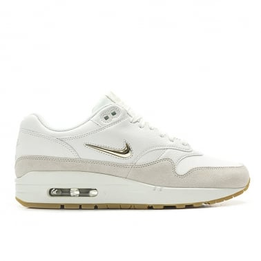 Air Max 1 Premium 'Jewel' - Summit White