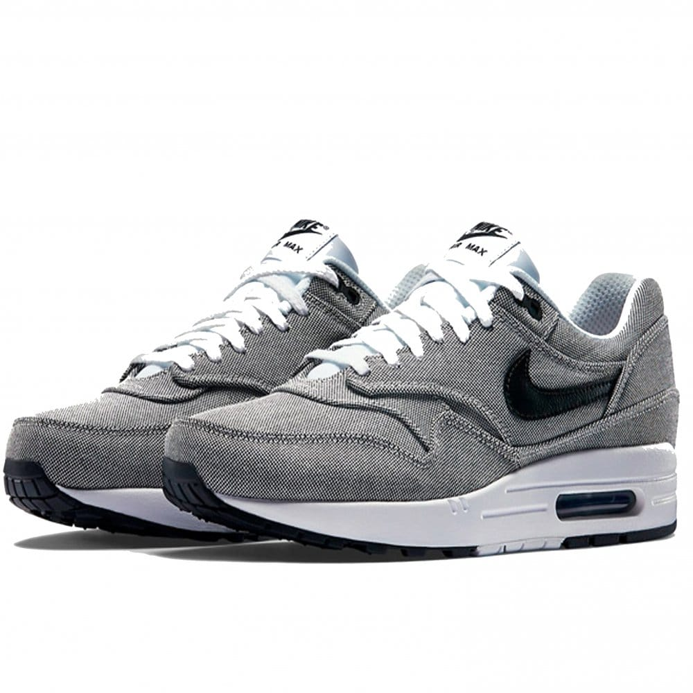 nike air max 1 premium 39 picnic pack 39 white black. Black Bedroom Furniture Sets. Home Design Ideas