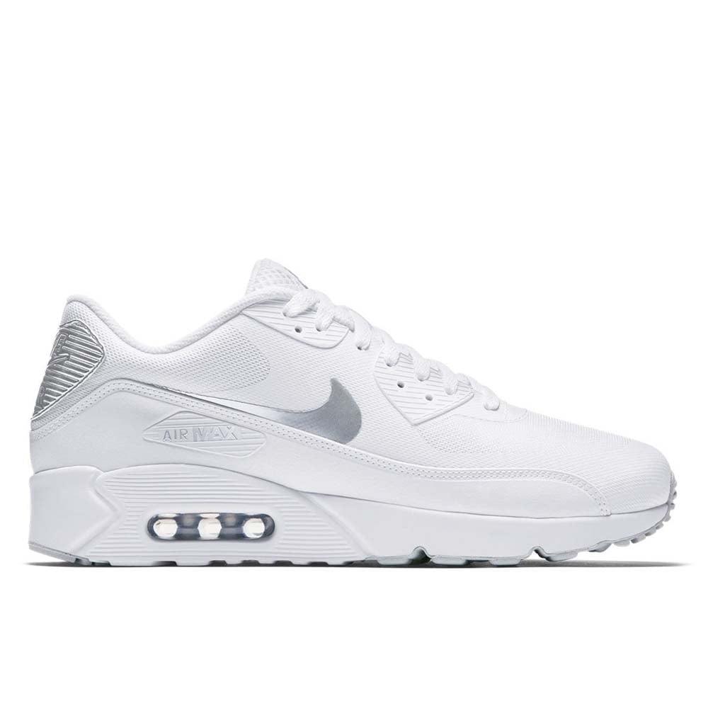 super popular e8681 15224 Nike Air Max 90 2.0 Essential - White/Silver