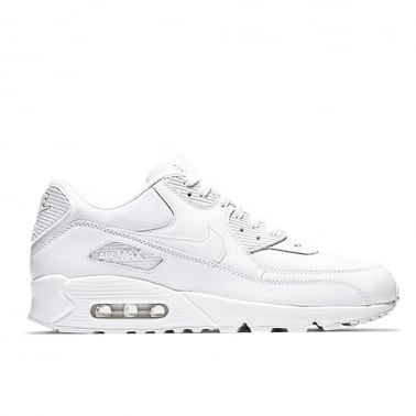 Air Max 90 Essential -  White/White