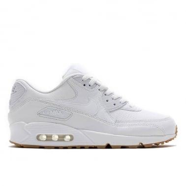 """Air Max 90 Leather PA """"White Gum Pack"""" - White/Gum"""