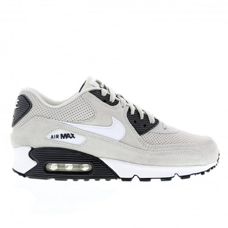 Shop Cheap Nike Air Max 90 Leather Premium Light Bone