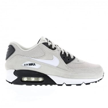 Air Max 90 Leather Premium - Light Bone