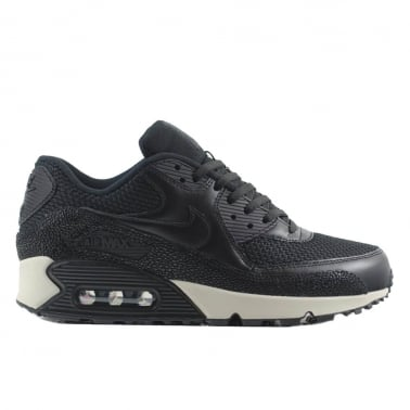 Air Max 90 PA 'Stingray Pack' Leather - Black/Black