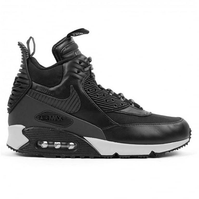 reputable site 593ec 4cd7f Air Max 90 Sneakerboot Winter - Black Black