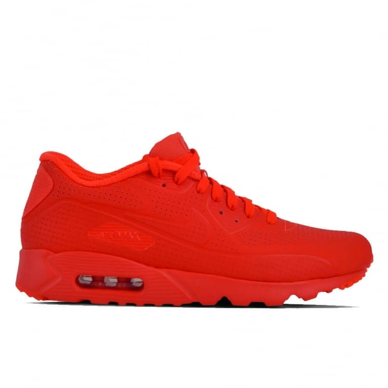 regard détaillé e86d0 5487d Nike Air Max 90 Ultra Moire - Bright Crimson