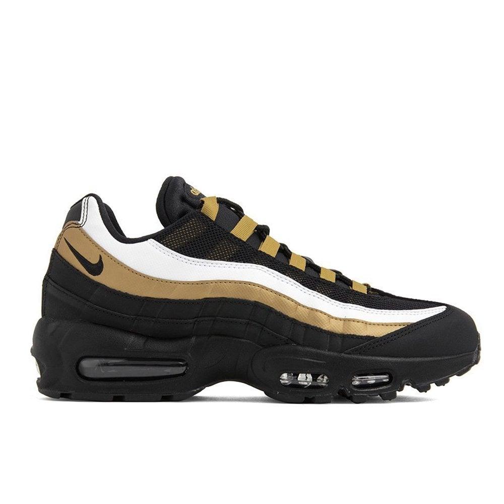 competitive price 20857 055e3 Nike Air Max 95 OG - Black/Metallic Gold