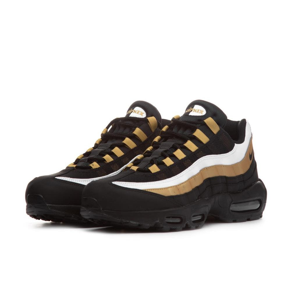 competitive price 47be2 37aa0 Nike Air Max 95 OG - Black/Metallic Gold