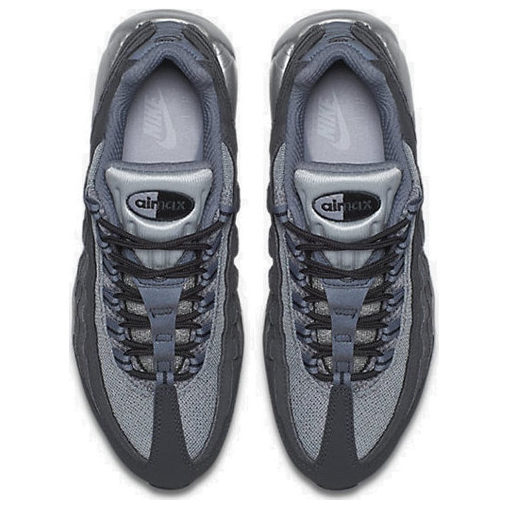 san francisco 22d9b a0113 Nike Air Max 95 Premium - Wolf Grey/Cool Grey