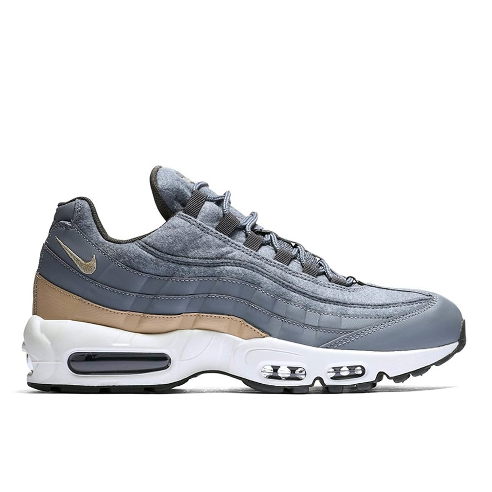 best sneakers d6178 3408b wholesale nike air max 95 premium se shoe vachetta tan vachetta tan  elemental gold cbf93 c29f8  order air max 95 premium wool pack grey  mushroom b395c 6e743