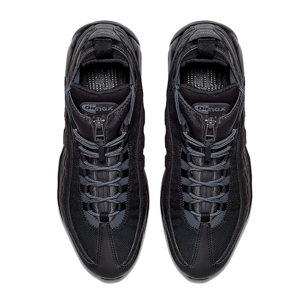 newest 75153 57f4c ... wholesale air max 95 sneakerboot black black anthracite 30988 555aa