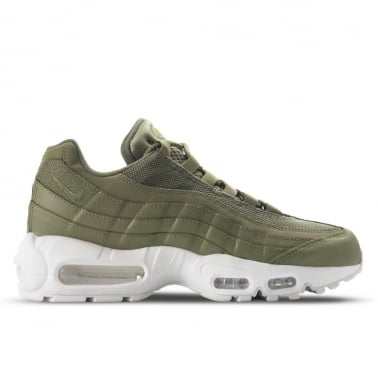 Air Max 95 Ultra Essential - Trooper Green