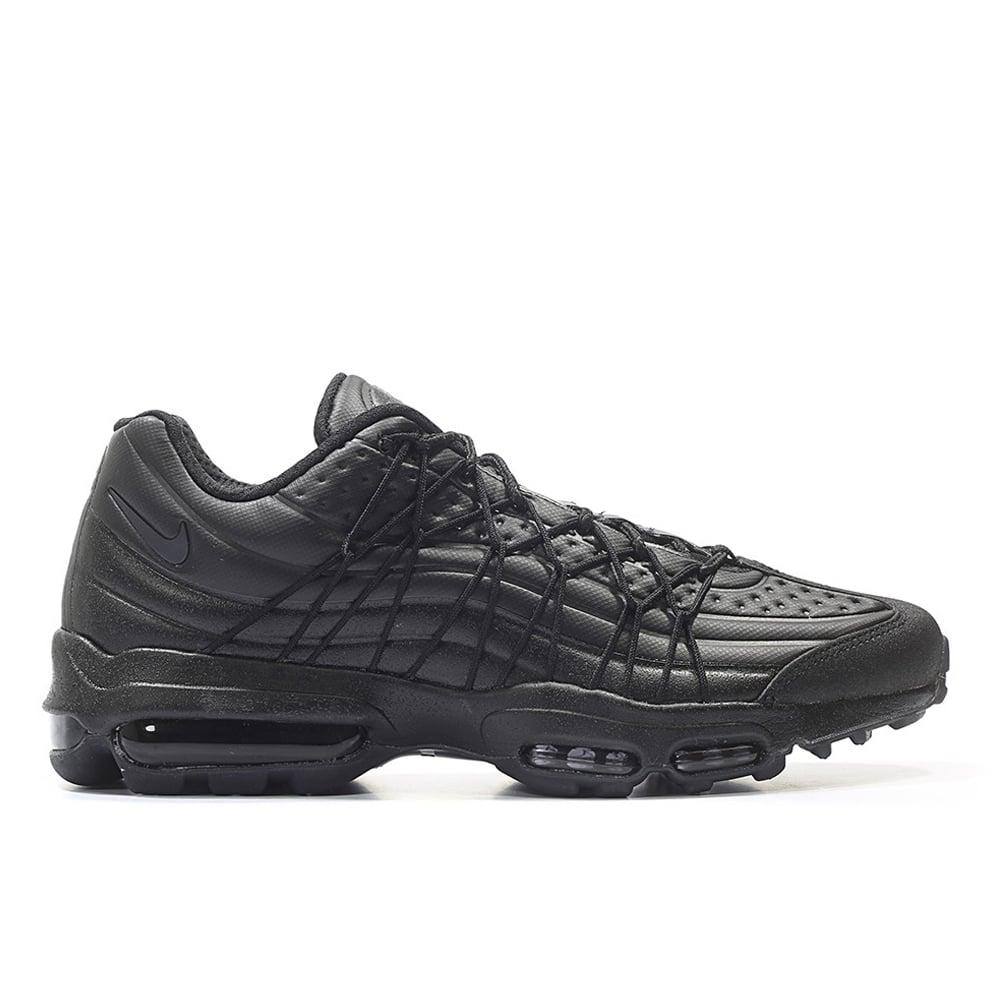 Nike Air Max 95 Ultra SE Premium | Black | Sneakers | 858965