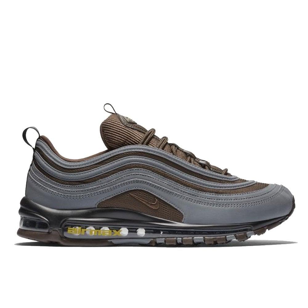 new york fb647 33fee Nike Air Max 97 Premium - Cool Grey/Baroque Brown