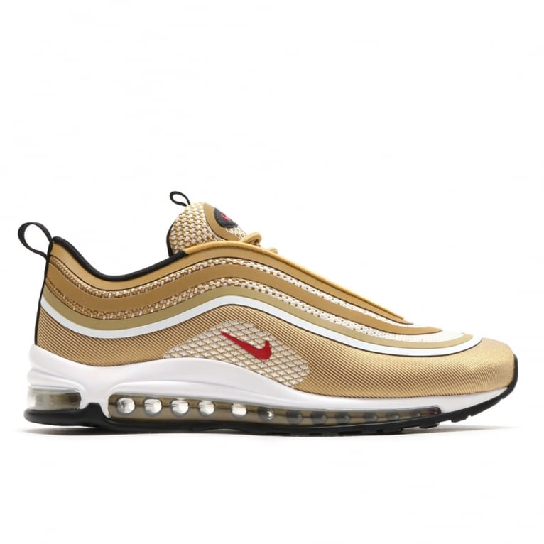 Nike Air Max 97 Ultra '17 GoldRed