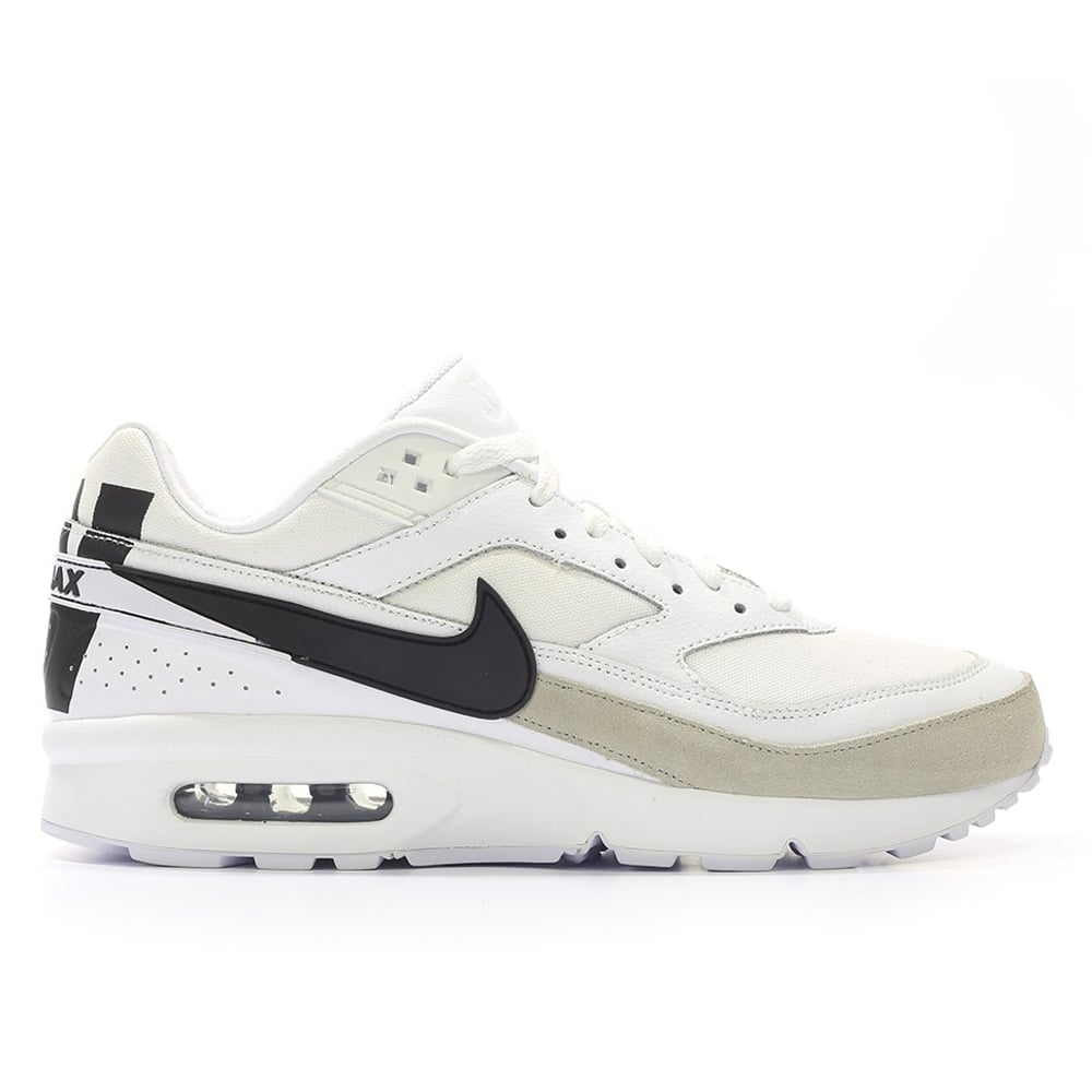 Nike Air Max BW Premium - White/Black
