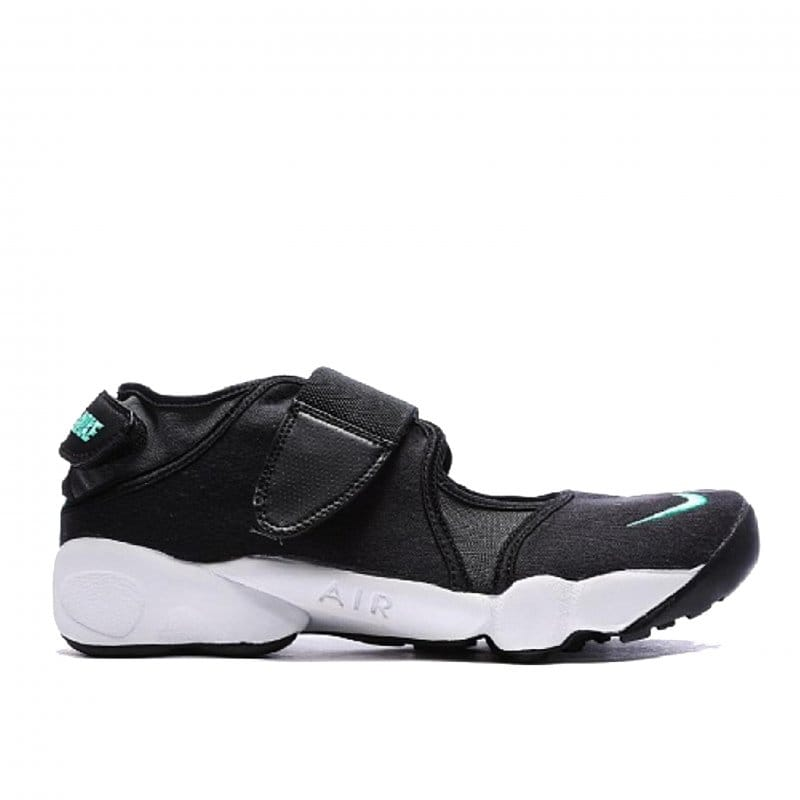 check out d1263 dfb38 Nike Air Rift - Black/Menta