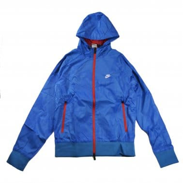 All Over Windrunner - Blue