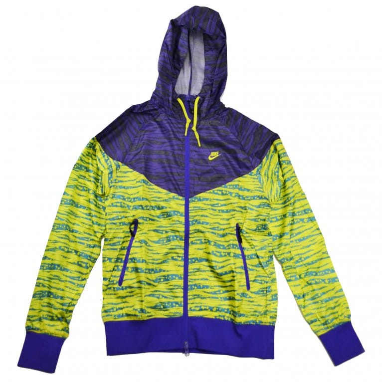 Nike Aq T Windrunner - Purple