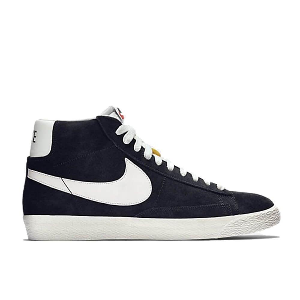 promo code 03119 60e7b Nike Blazer Hi Vintage - Black/Sail