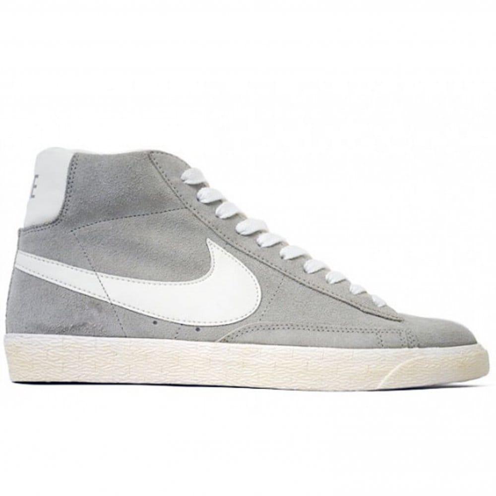 Medium Grey/Sail Nike Blazer Premium