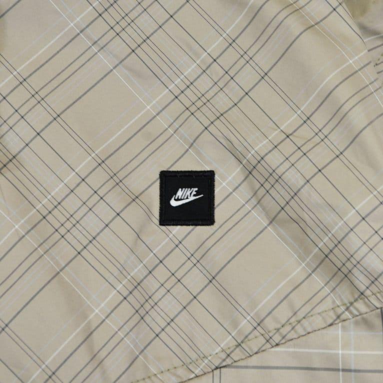 Nike Check Windrunner - Brown
