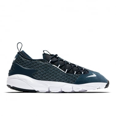 Footscape NM Jacquard - Still Blue