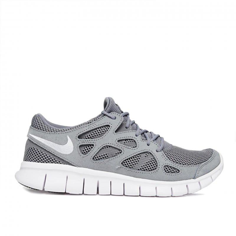 site réputé 2b19e 74bdf Nike Free Run 2 - Cool Grey