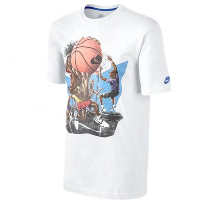 Nike Heritage T-shirt - White