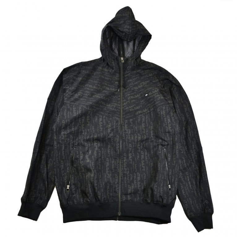 Nike Multi Athletic Department Windrunner - Black/Grey