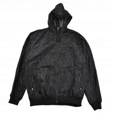 Multi Athletic Department Windrunner - Black/Grey
