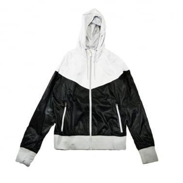 Original Windrunner - Black/Grey