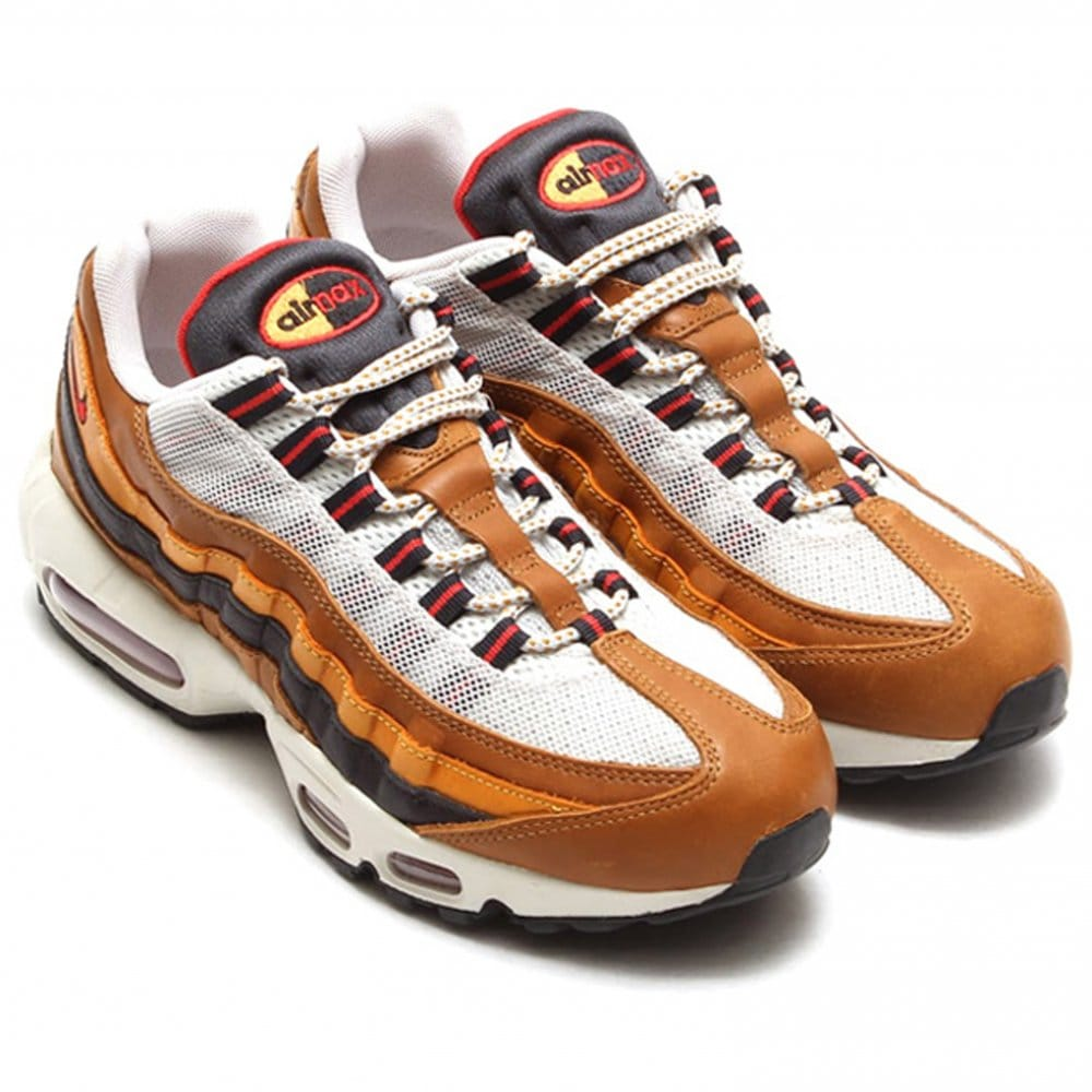 nike qs air max 95 39 escape pack 39 brown natterjacks. Black Bedroom Furniture Sets. Home Design Ideas