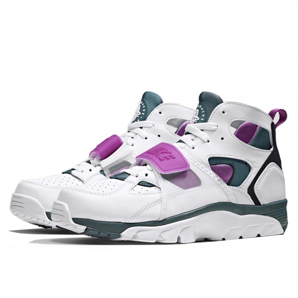white emerald nike qs air trainer huarache trainers natterjacks. Black Bedroom Furniture Sets. Home Design Ideas