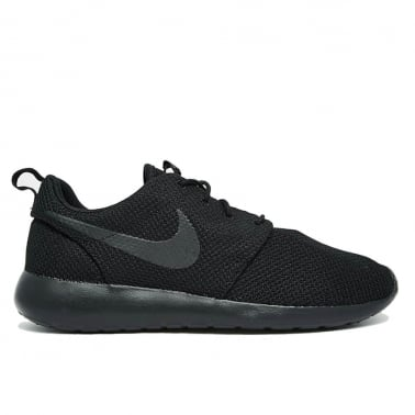 Roshe One - Black/Black