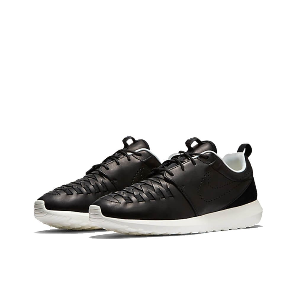 Black/Black Nike Roshe Run NM Woven | Trainers | Natterjacks