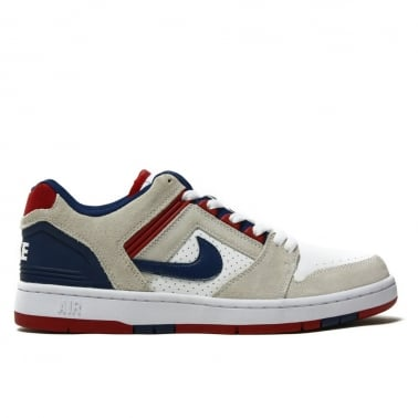 Air Force II - White/Blue/Red