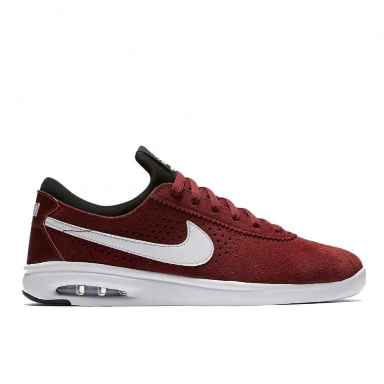 Nike SB Air Max Bruin Vapour - Team Red/White