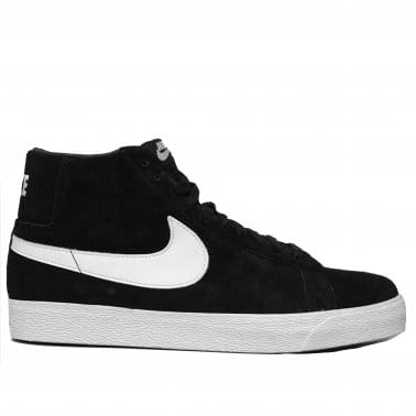 Blazer Hi - Black/White