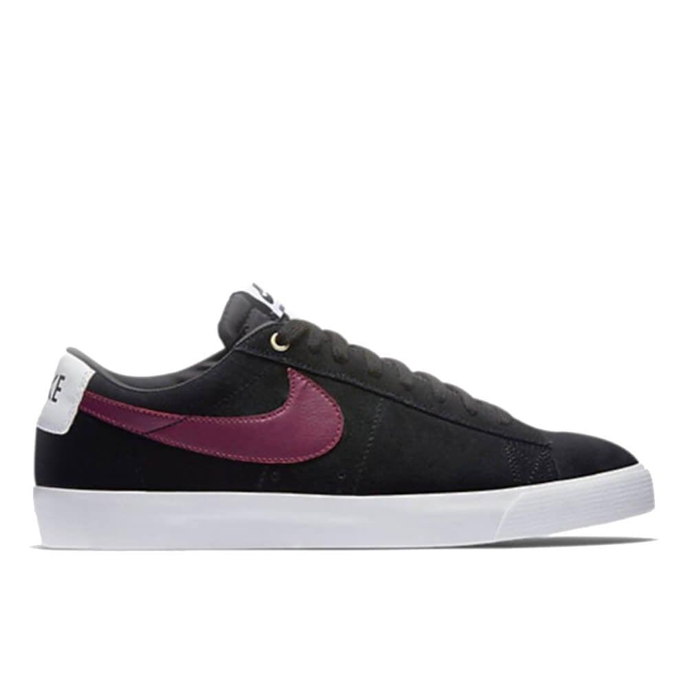 premium selection 07f7c e2e36 Nike SB Blazer Low Grant Taylor - Black/Villain Red