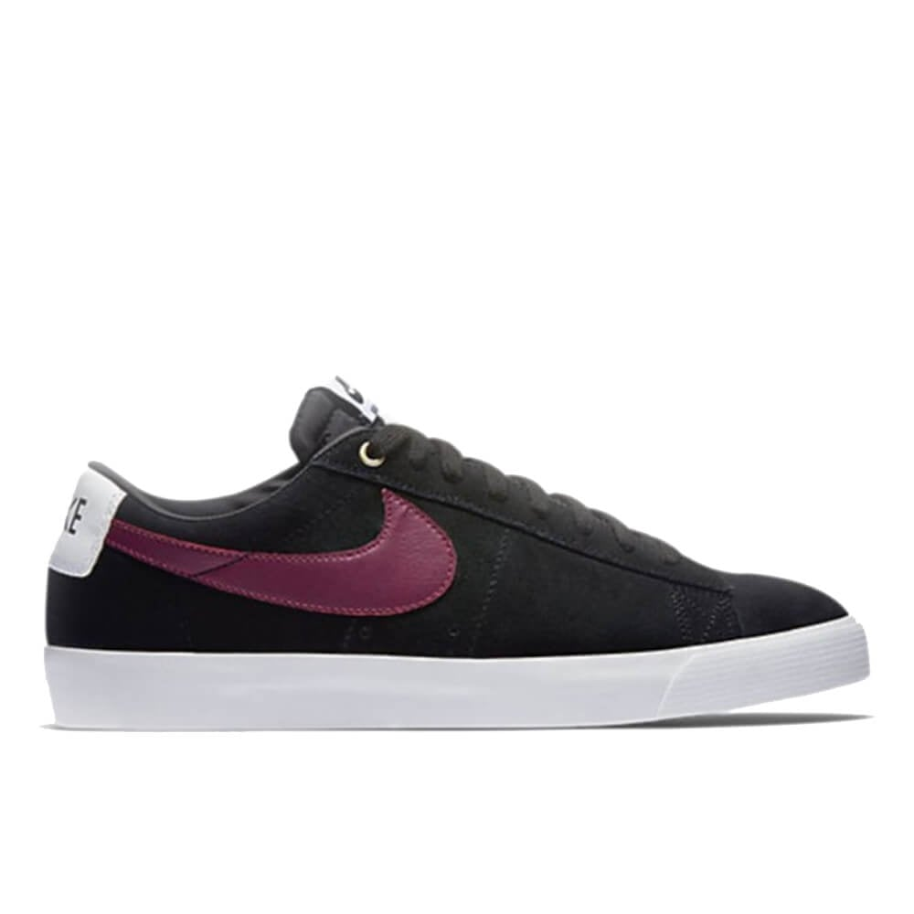 premium selection a4141 d58a7 Nike SB Blazer Low Grant Taylor - Black/Villain Red