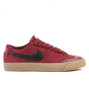 Blazer Low XT - Dark Team Red