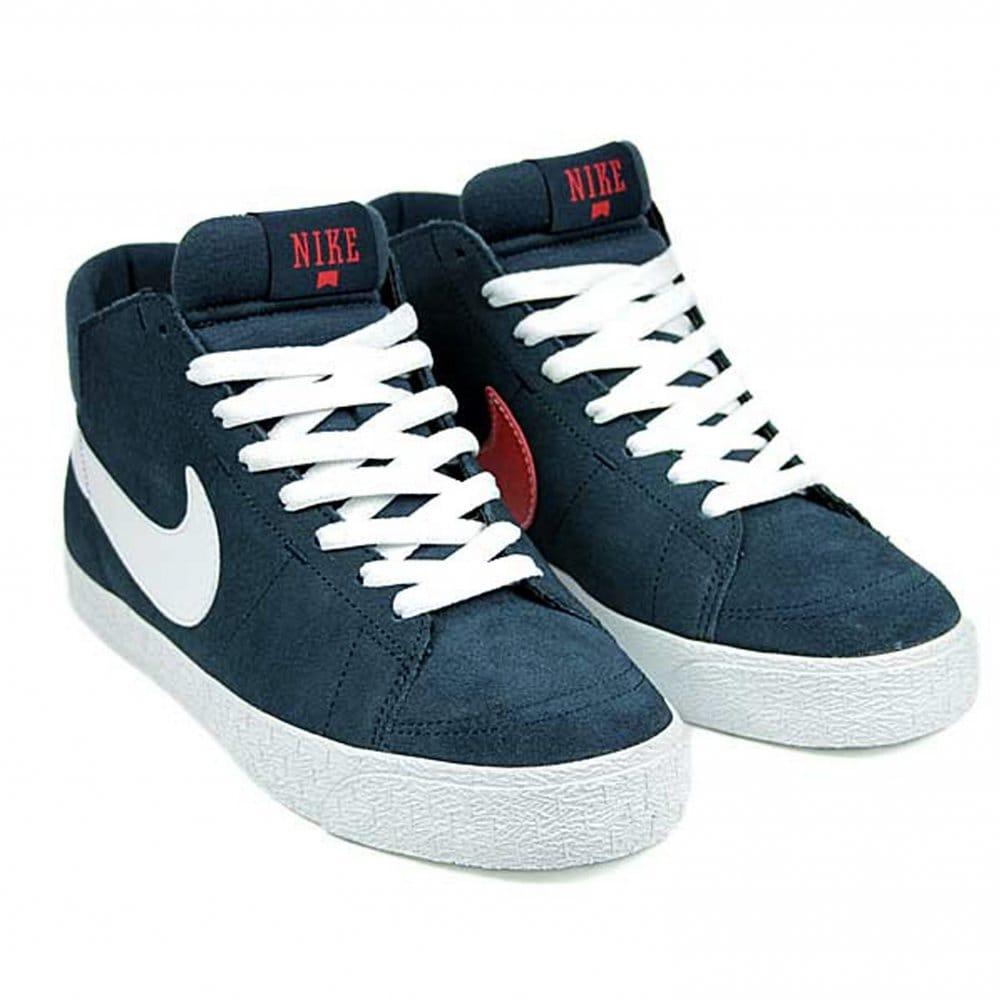 Nike Blazer Mid Lr Skate Shoes
