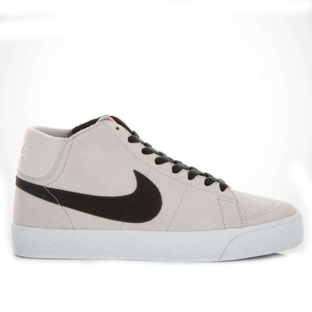 Nike SB Blazer Mid Lr Neutral Grey