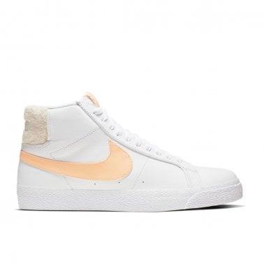 best website 1f85c 4e50f Blazer Mid Premium - White Gold New In. Nike SB ...